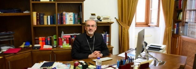 Archbishop Pizzaballa: Christians in the Holy Land, weavers of peaceful relations