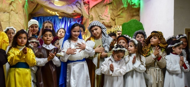Christmas in Gaza 2019: from stereotypes to reality
