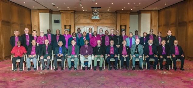 Les primats de l'Eglise anglicane se réunissent à Amman