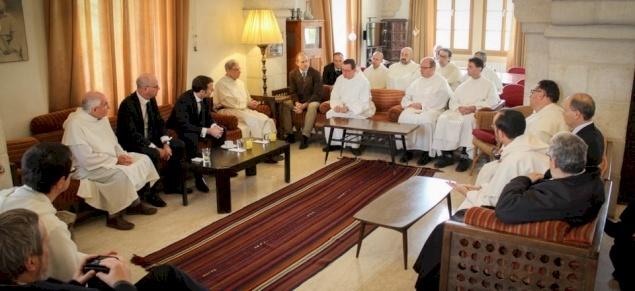 En visite à Jérusalem, Emmanuel Macron annonce la création d'un fonds pour les écoles chrétiennes d'Orient