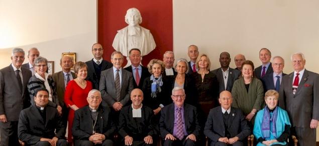 مجلس الأمناء العالمي لجامعة بيت لحم يعقد اجتماعه نصف السنوي في روما